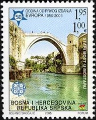 2006 Bosnia stamps