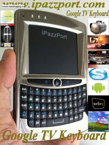 Smart TV Keyboard-Skype
