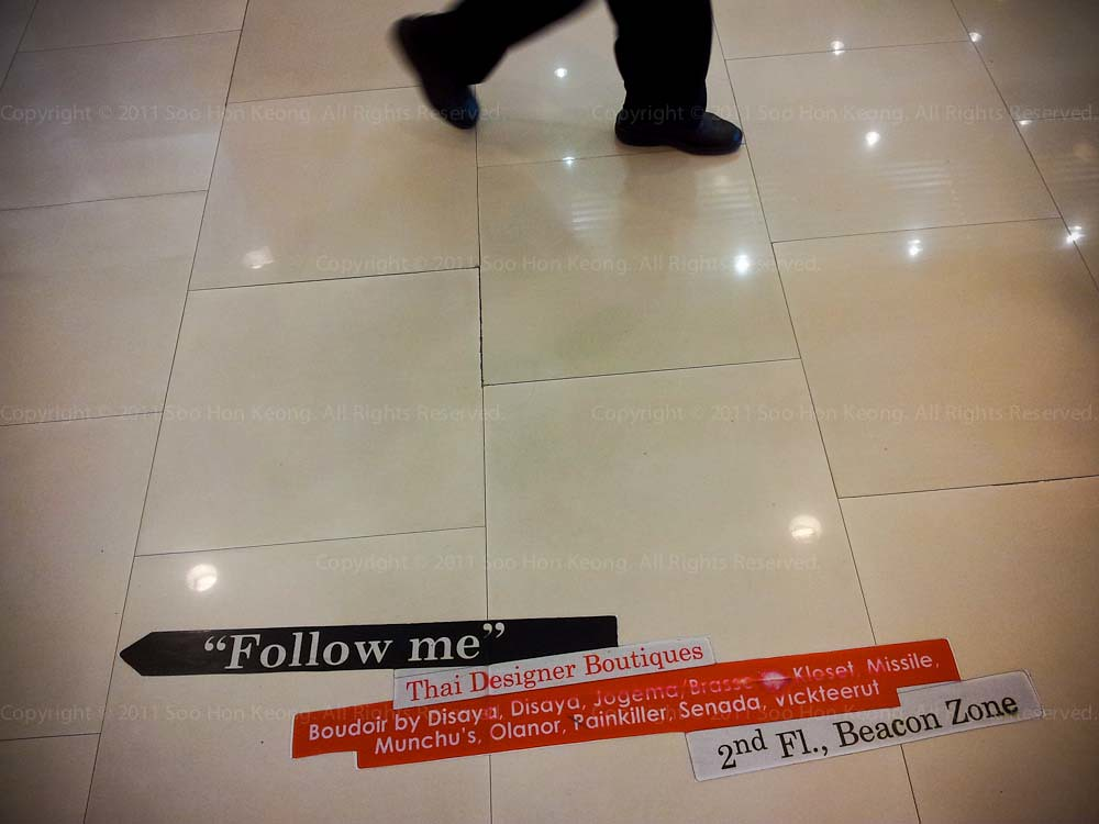 Follow Me @ Bangkok, Thailand