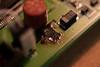 Power Fail (Quasimondo) Tags: munich münchen board burn circuit diode fail smd zener fablab