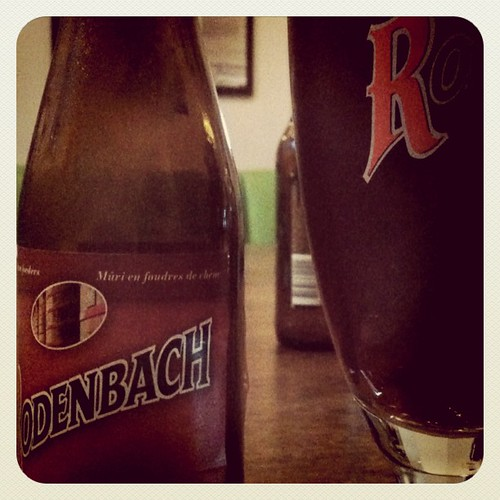 Rodenbach Original; get in my belly #2