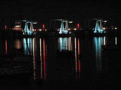 """The Barrage at Night • <a style=""""font-size:0.8em;"""" href=""""http://www.flickr.com/photos/36398778@N08/6068838371/"""" target=""""_blank"""">View on Flickr</a>"""