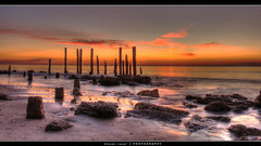 Largs Bay - Colour2.jpg (AussieShogun) Tags: sunset wallpaper hdr portwilunga