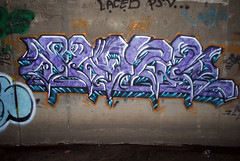 Alone. (!nINteNdOOM) Tags: tunnel graff piece v7 savek