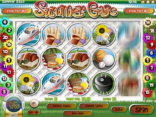 Summer Ease Slot Machine