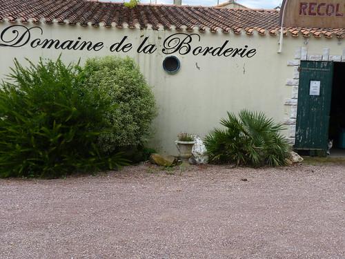 Domaine Paupion, Domaine de la Borderie