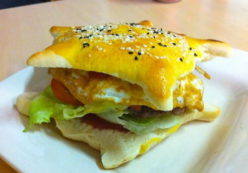 Novembar's Star Burger