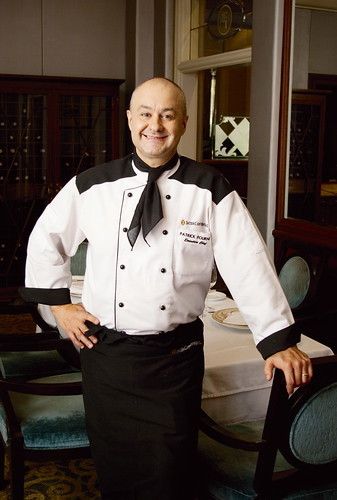 Chef Patrick Fournes