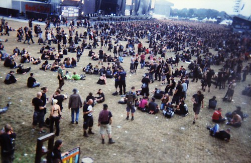 W:O:A 2011 / metal crowd