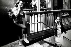 """Every Phone Call Has a Life of Its Own"" (Sion Fullana) Tags: nyc people urban blackandwhite bw newyork blancoynegro beauty smile happy serious citylife streetshots streetphotography financialdistrict laugh feliz frown seria phones allrightsreserved cellphones beautifulgirl newyorkers newyorklife iphone celulares mviles phonecalls llamadas urbanshots urbannewyork mobilephotography decisivemoments iphone4 iphonephotography iphoneshots iphoneography iphoneographer sionfullana editedanduploadedoniphone iphonestreetphotography womenoncellphones throughthelensofaniphone"