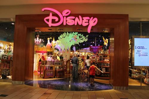 Disney Store Uniform Shoes