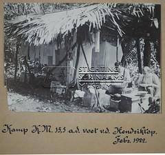 Kamp bij Hendriktop