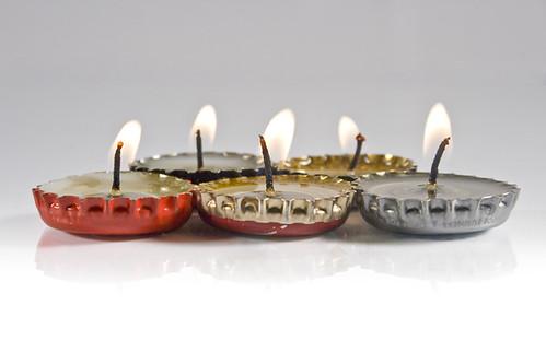 Beercap.Candles