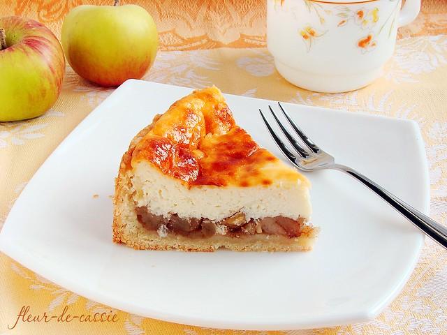 яблочный пирог с кримчизом 1