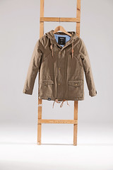 Match - Lined Canvas Jacket (Girls)