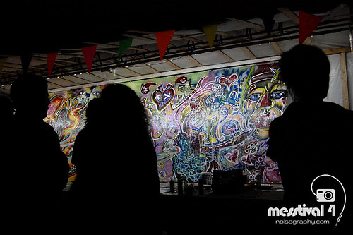 Live Painting - Messtival 4 - 2011 - 20