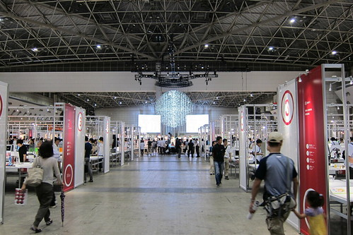 Good Design Expo 2011 会場風景