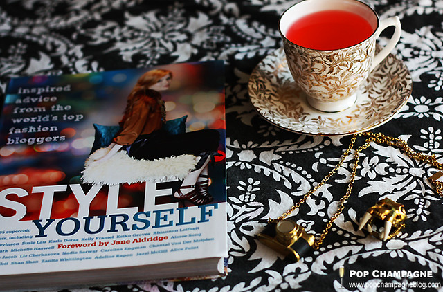 style yourself book small
