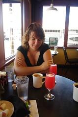 Mimosas with Paula