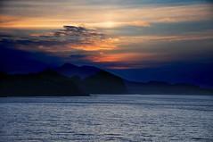 Sunrise over cape Meganom (Crimea) (Dim1976) Tags: trip morning travel vacation mountains clouds sunrise morninglight spring ukraine crimea blacksea     meganom     crimeanmountains capemeganom