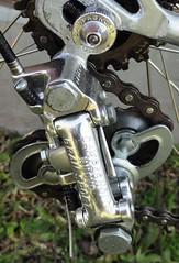 Campagnolo Nuovo Gran Sport (coventryeagle48) Tags: 3 sport vintage corsa epoca ttt olmo campagnolo cinelli 3ttt velital