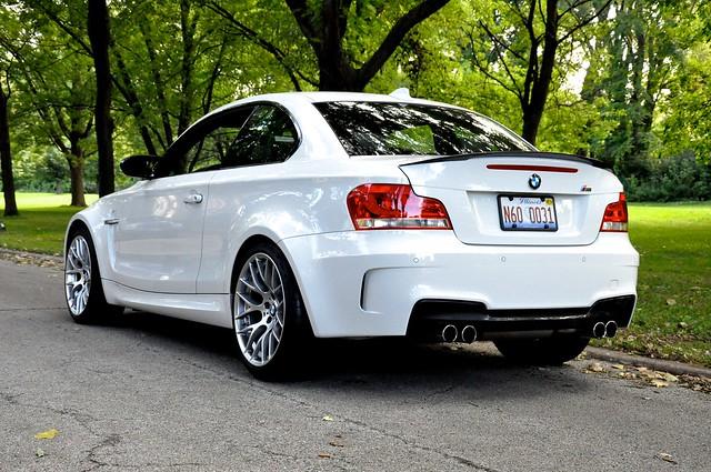 BimmerFile BMW 1M