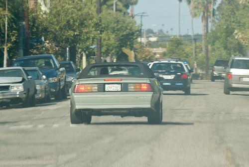 LAPD Venice pursuit