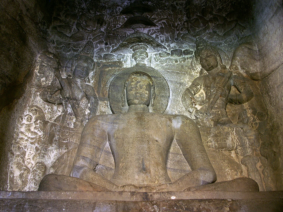 Храмы Бадами, Карнатака, Индия © Kartzon Dream - авторские путешествия, авторские туры в Индию, тревел видео, фототуры