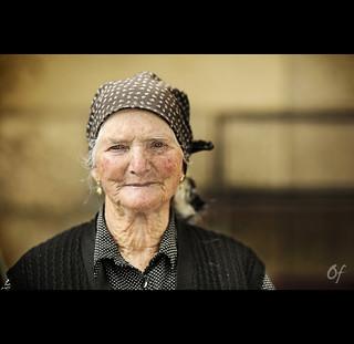 Mujer gallega