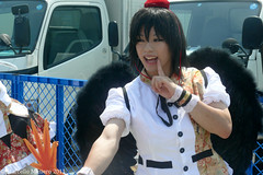 P1250245 (marcellomasiero) Tags: girls anime cute sexy japan cool cosplay manga guys crossdressing videogames kawaii   odaiba cosplayer cosplayers    tokyobigsite  comiket    comiket2011 comiketsummer2011 tokyobighsight