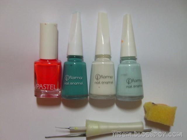 Pastel 310 , Flormar 429 - 310 - Franke