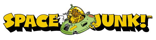 Space Junk!™ Logo
