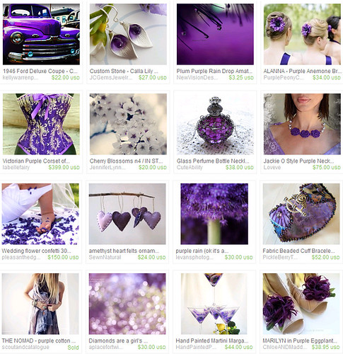 Etsy Treasury 8/23/11