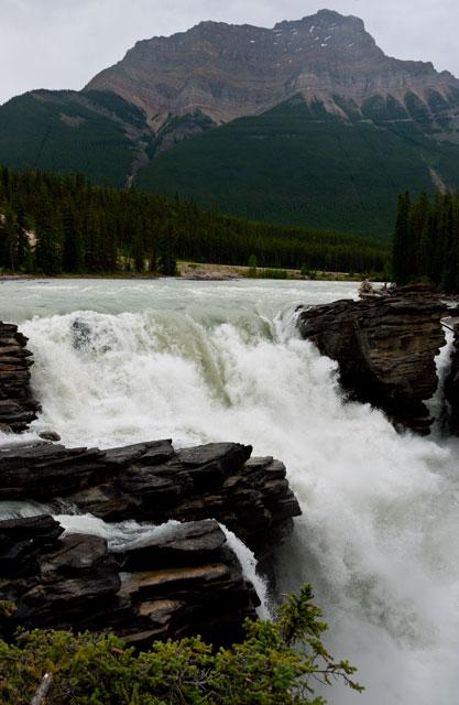 Cataratas Athabasca