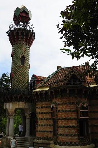El Capricho de Gaudí - Comillas - Cantabria