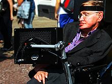 220px-Stephen_Hawking_in_Cambridge by doodle_juice
