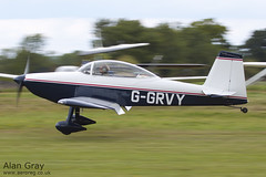 G-GRVY VAN'S RV-8 PFA 303-14718 - 110828 - Little Gransden - Alan Gray - IMG_8731