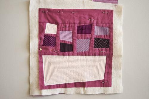 Katherine's Mini Quilt front