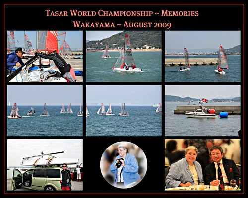 The Tasar World Championship ~ Memories ~ September 2009