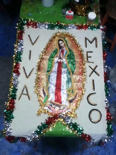 Viva Mexico! @ Boris' Workshop 09.2011