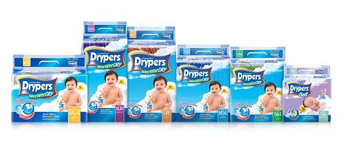drypers jumbo pack - drypers prize