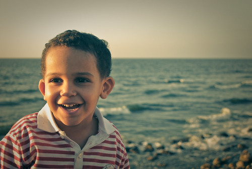 Hamza at Alexandria by aliabutaleb.