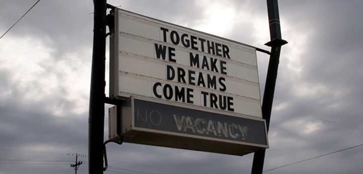 together we make dreams web