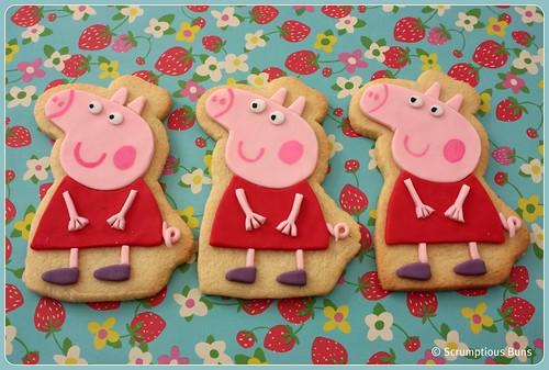 Peppa Pig by Scrumptious Buns (Samantha)