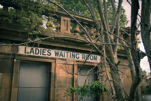 Ladies Waiting Room