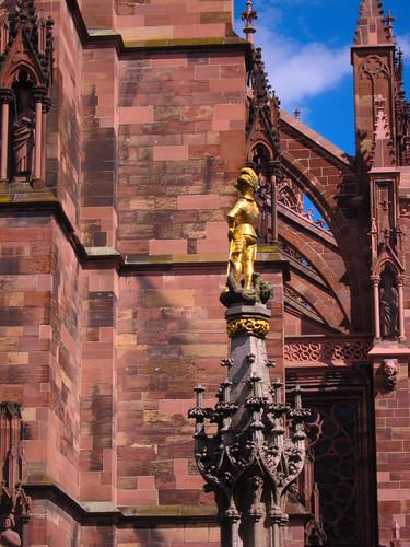 Strasbourg Church by Danalynn C