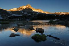 North Peak, Yosemite Na