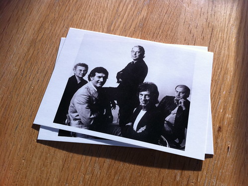 Pentagram postcards