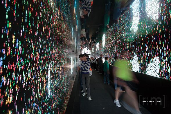 Brisbane Festival 2011 - Liquid Interactive Light Scope