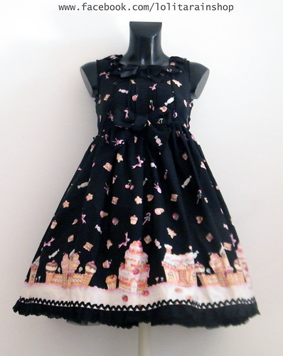 Angelic Pretty Sweets Country jsk